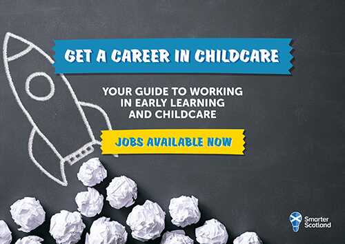 How to get started | Childcare Careers Scotland